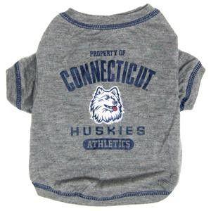UCONN Huskies Pet Shirt MD