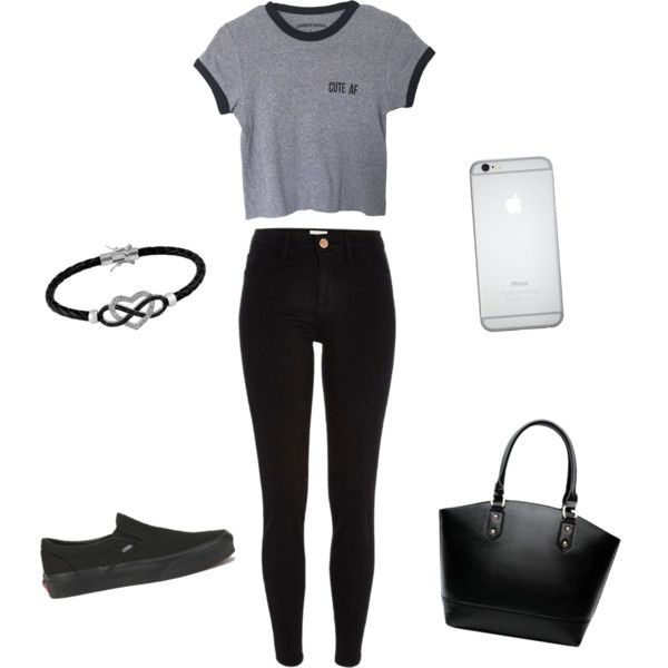 Untitled #23 by amelialovesfashionxo on Polyvore featuring polyvore, fashion, style, River Island, Vans and Jewel Exclusive