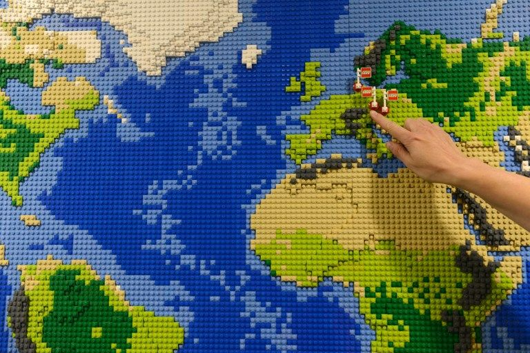 Check out this behance project lego world map httpswww check out this behance project lego world map httpsbehancegallery12732521lego world map legos pinterest gumiabroncs Images