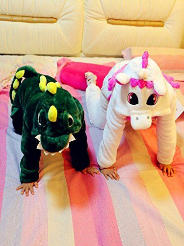 amazoncom iszeyu dinosaur kids pajamas halloween christmas green pink clothing