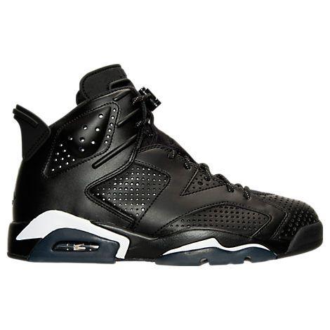 check out e526e d215d Men's Air Jordan Retro 6 Basketball Shoes| Finish Line ...