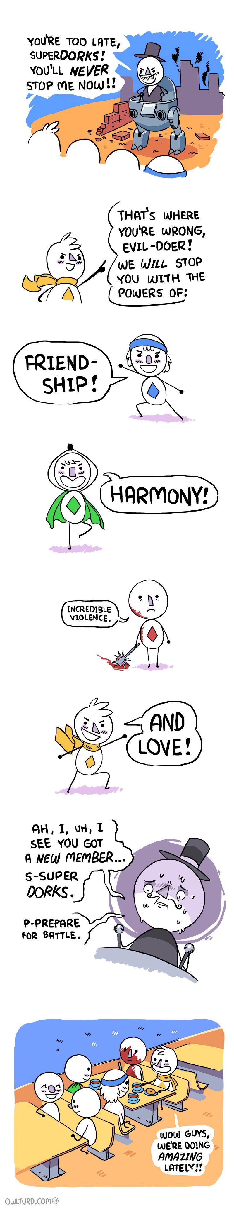 Great Teamwork Funny Meme