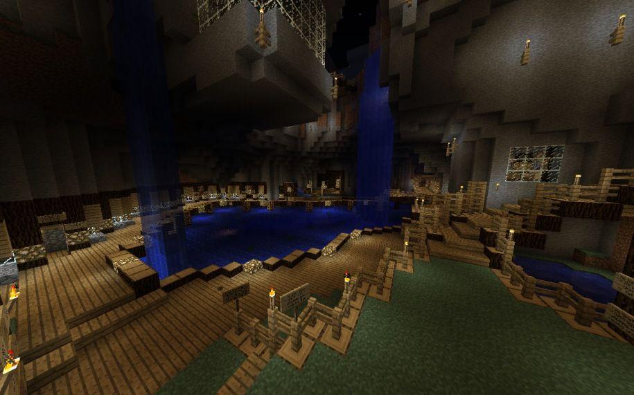 chosencraft. one of Erik's minecraft servers Minecraft