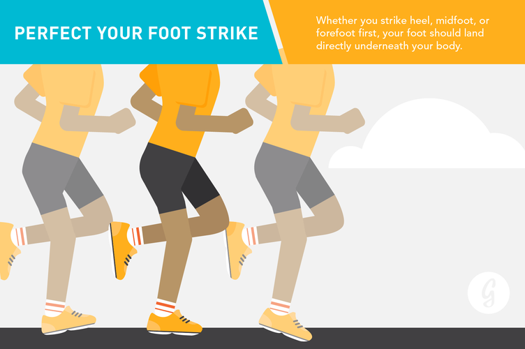 3 Simple Tricks Every Runner Should Know | Running form, Running and ...