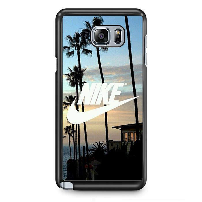 Nike In Beach TATUM-7825 Samsung Phonecase Cover Samsung Galaxy Note 2 Note 3 Note 4 Note 5 Note Edge