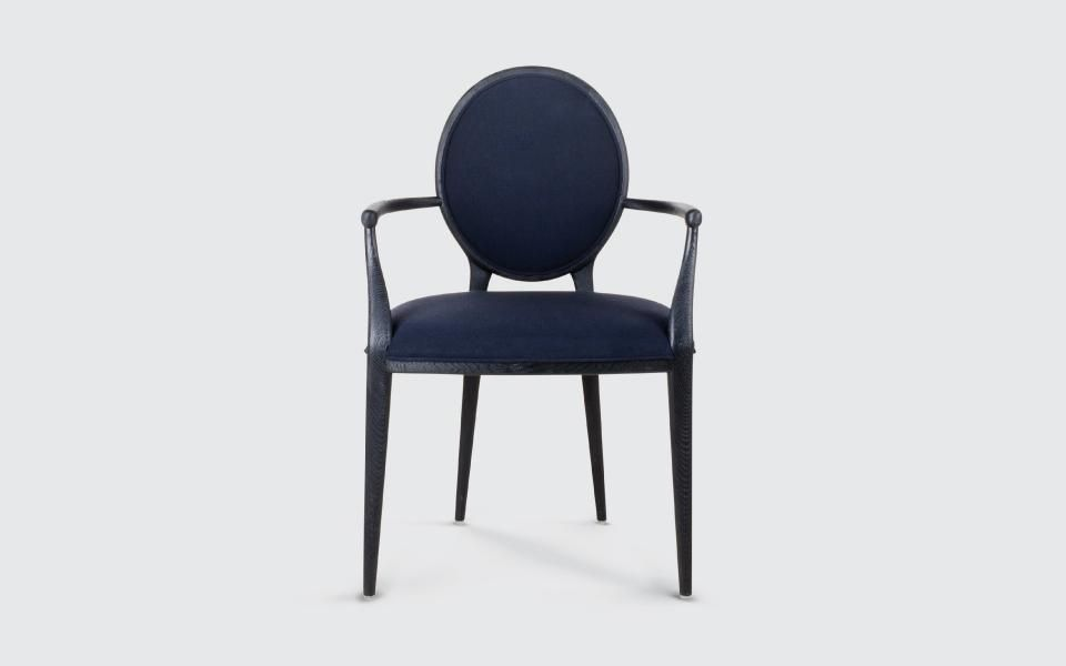 Laval Chair With Arms Stellar Works Chair Leather Chair