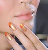 CND Fashion Manicure!