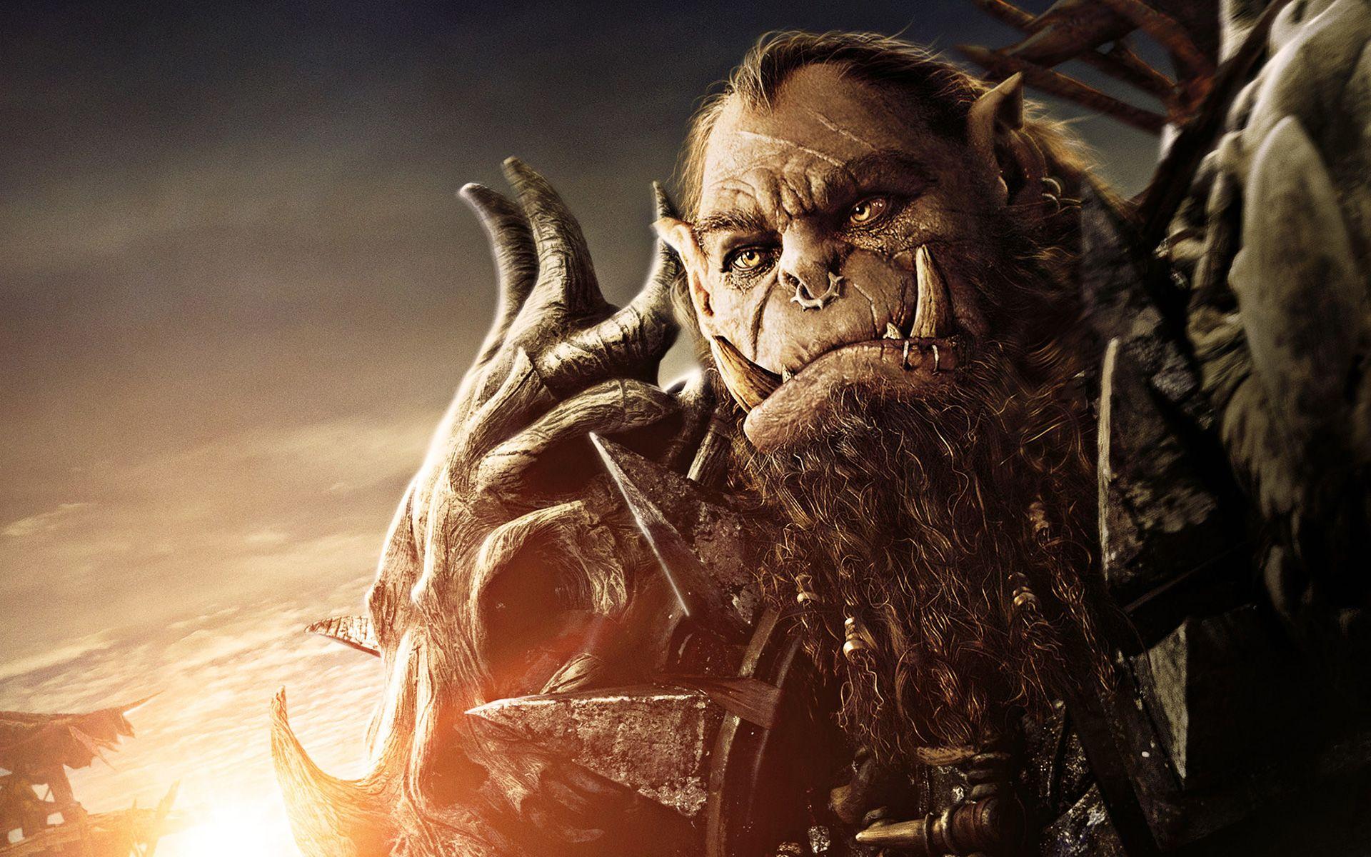 Blackhand Warcraft Movie Wide 1200 X 1920 Hd Backgrounds
