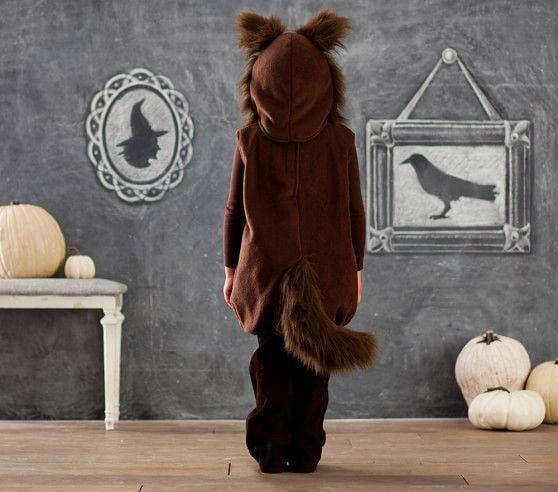 Werewolf Costume Pottery Barn Kids Top Halloween