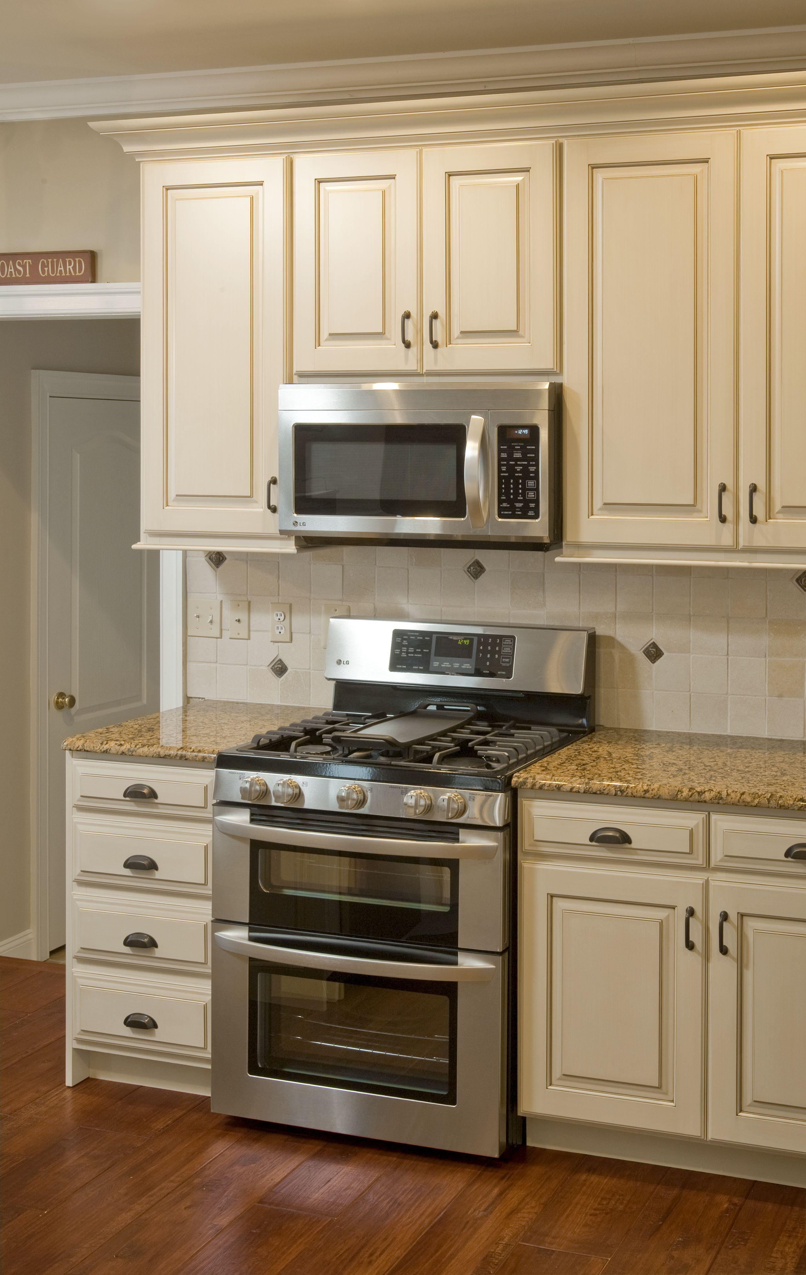 Best Kitchen Gallery: Restored Kitchen Cabi S Not Pure White More Of An Off White of Beige Kitchen Cabinets on rachelxblog.com