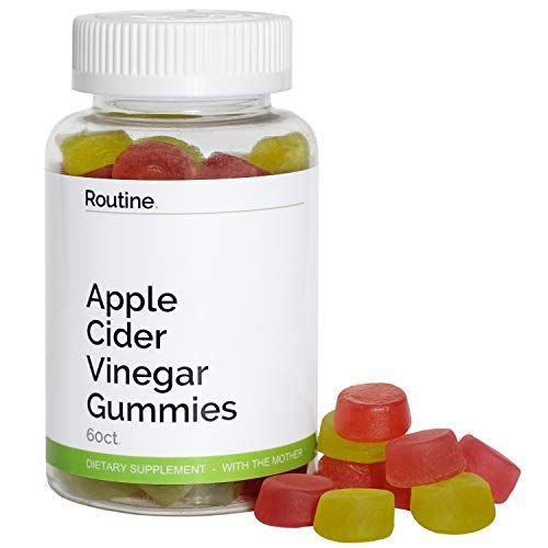 Routine Apple Cider Vinegar Gummies (with The Mother