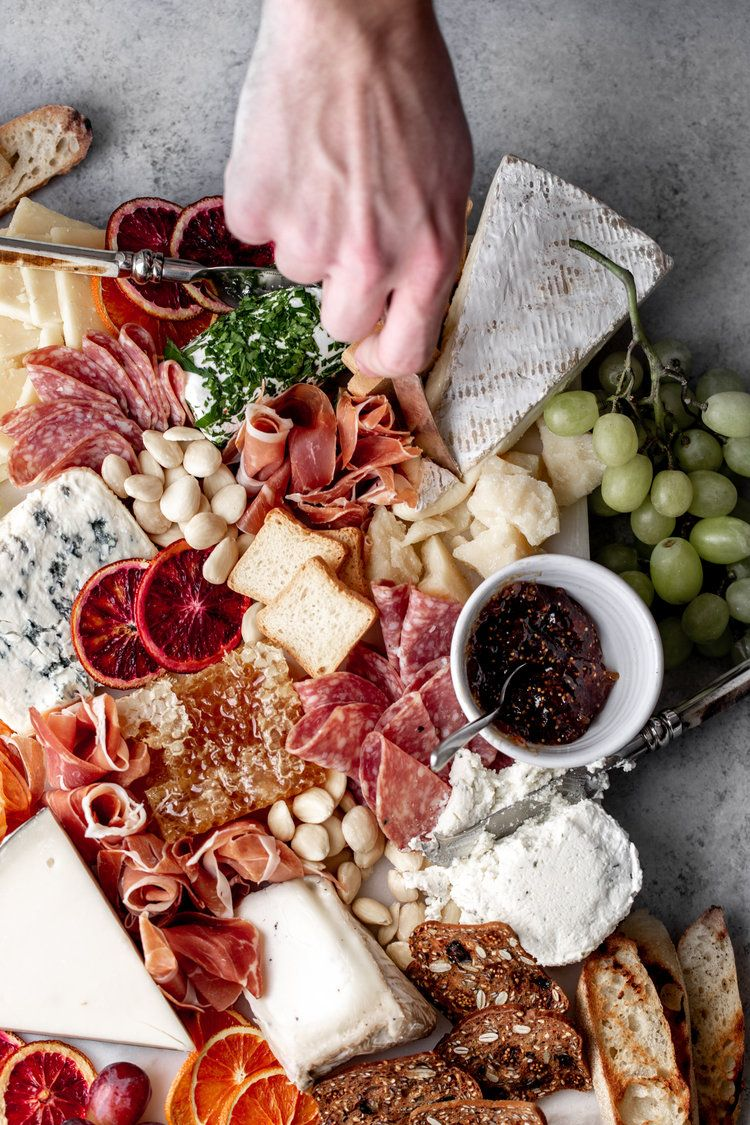 How To Put Together A Great Cheese Charcuterie Board Cooking With Cocktail Rings In 2020 Healthy Recipes Easy Snacks Healthy Snacks Recipes Charcuterie And Cheese Board