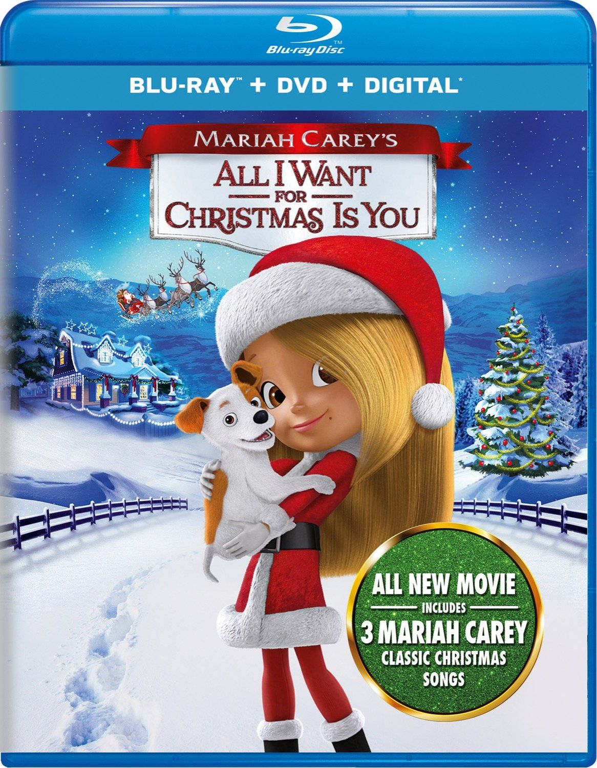 Mariah Carey'S All I Want For Christmas Is You Edizione