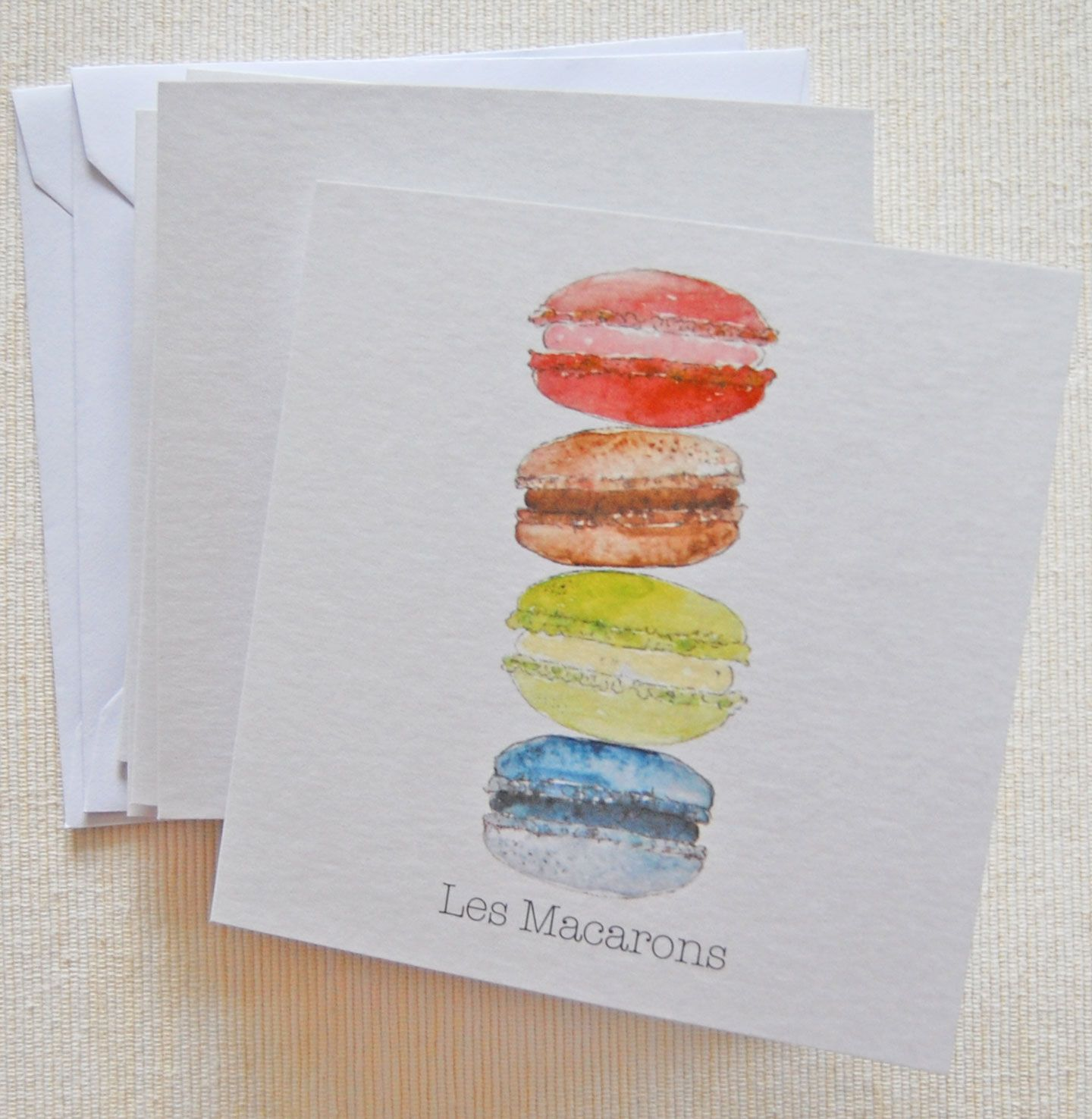 Macaron treat greeting card card making pinterest cards and craft macaron treat greeting card m4hsunfo Choice Image