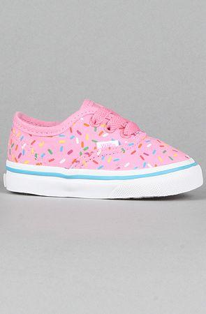 Vans The Toddler Authentic Sneaker in