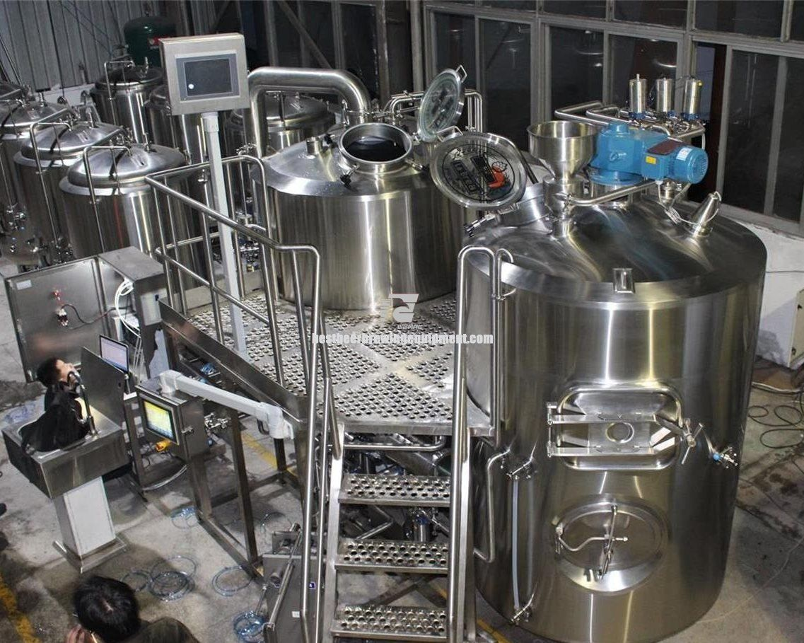 15BBL Microbrewery Equipment For sale / Microbrewery equipment / WEMAC-beer  equipment manufactu… | Beer brewing equipment, Brewing equipment,  Microbrewery equipment