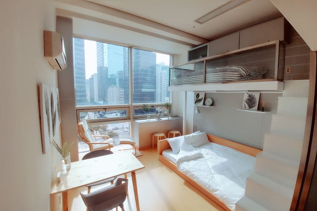 Apartment In Jung Gu South Korea Discount Available For The Stay Of October 1 Beautiful Ci Korean Apartment Interior Apartment Interior Apartment Room Cheap bedroom apartments for rent
