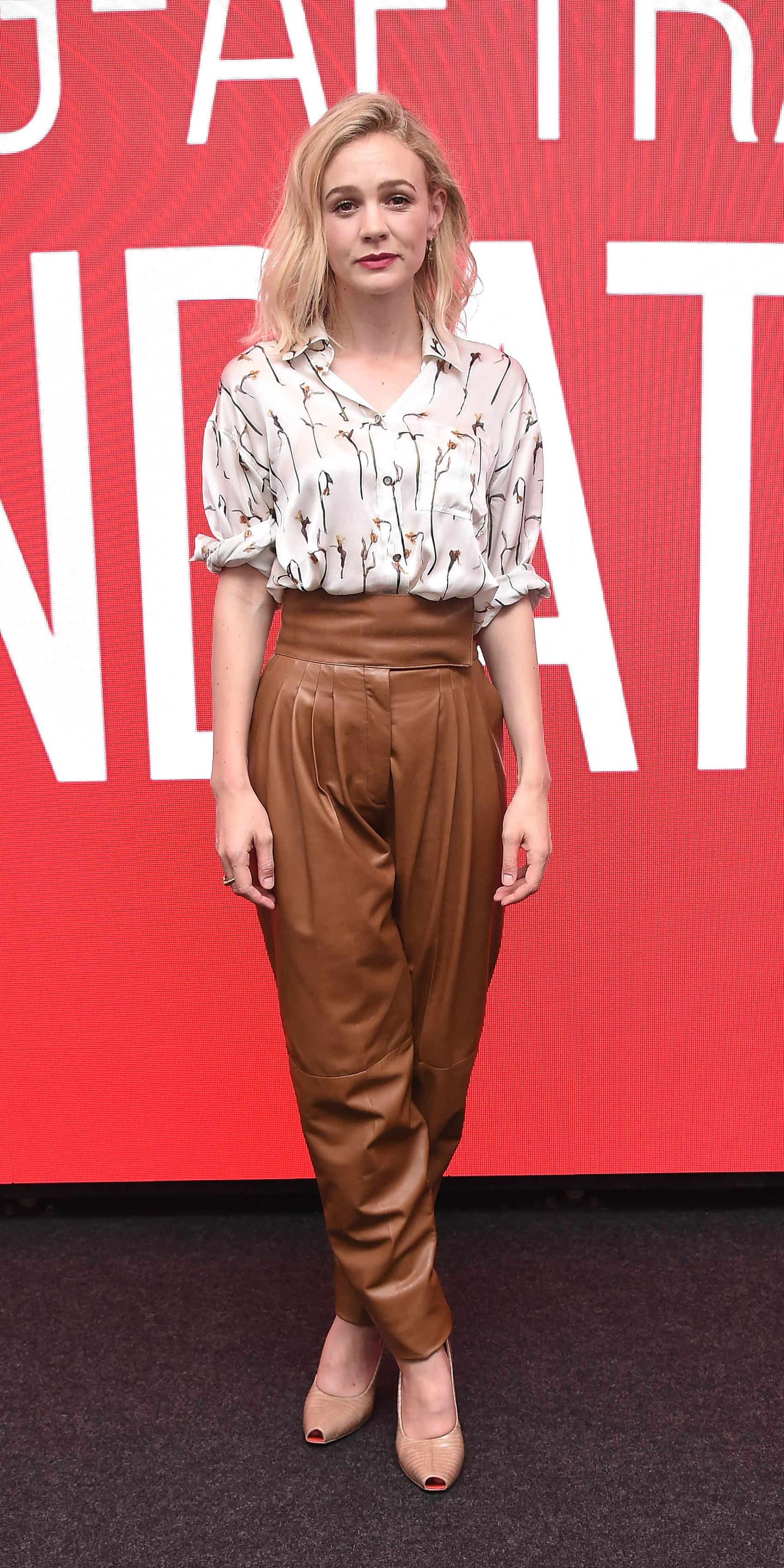 Mulligan carey look of the day pictures