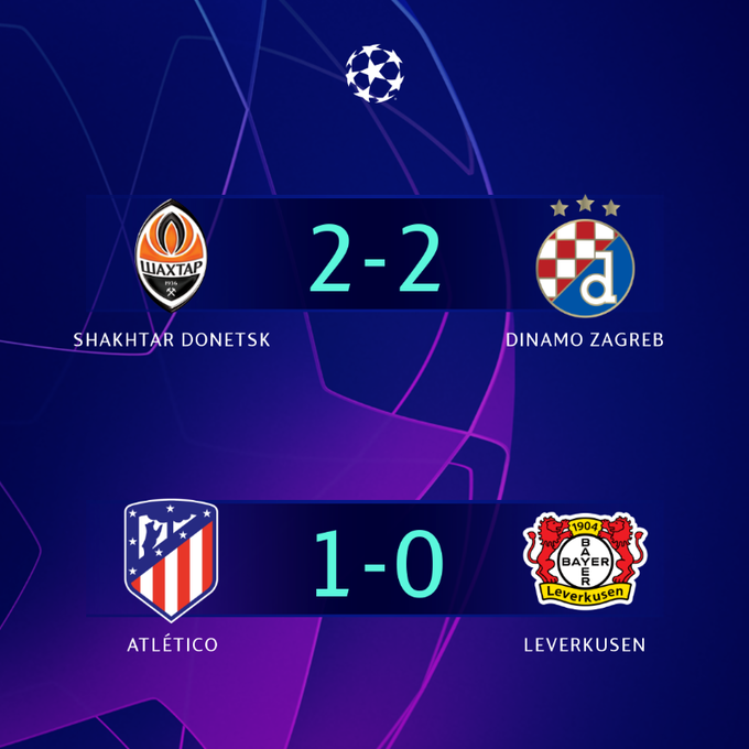 Results Substitute Morata Scores Late Header Dodo Rescues Point For Shakhtar Ucl Pandora Screenshot Pandora