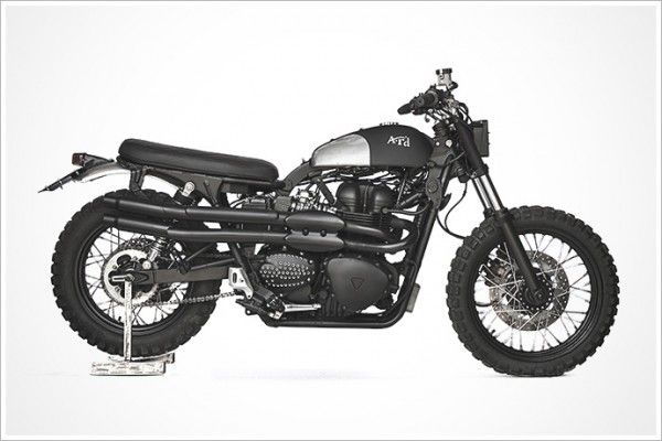 Pin By Matthew Fortune On Motorcycles Triumph Scrambler Scrambler