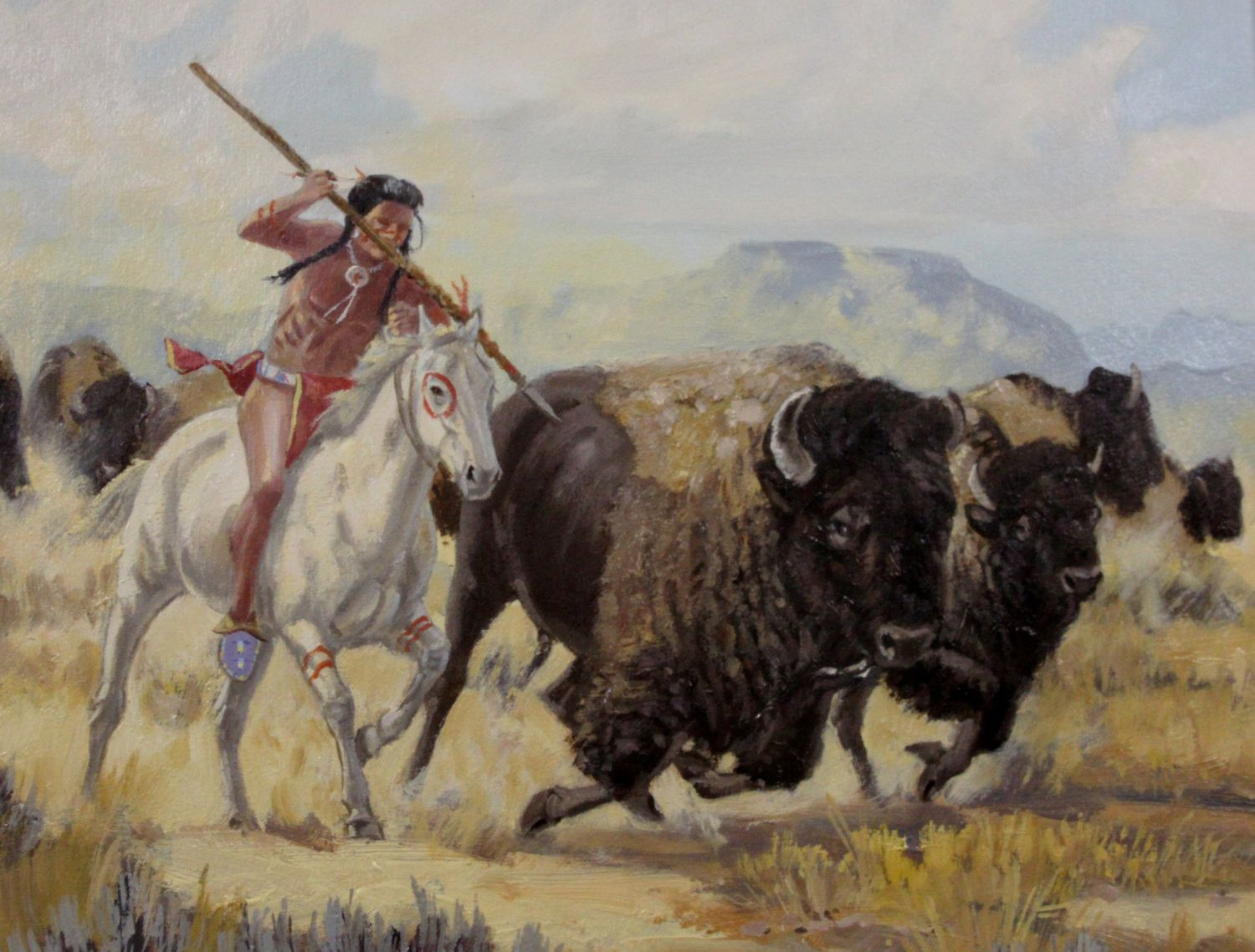 Western Art: Ron Stewart, Western Artist, Water Color Painting ...