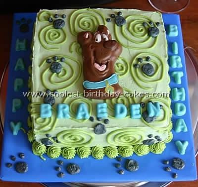 Coolest Childrens Birthday Cake Recipe Ideas and Photo Gallery