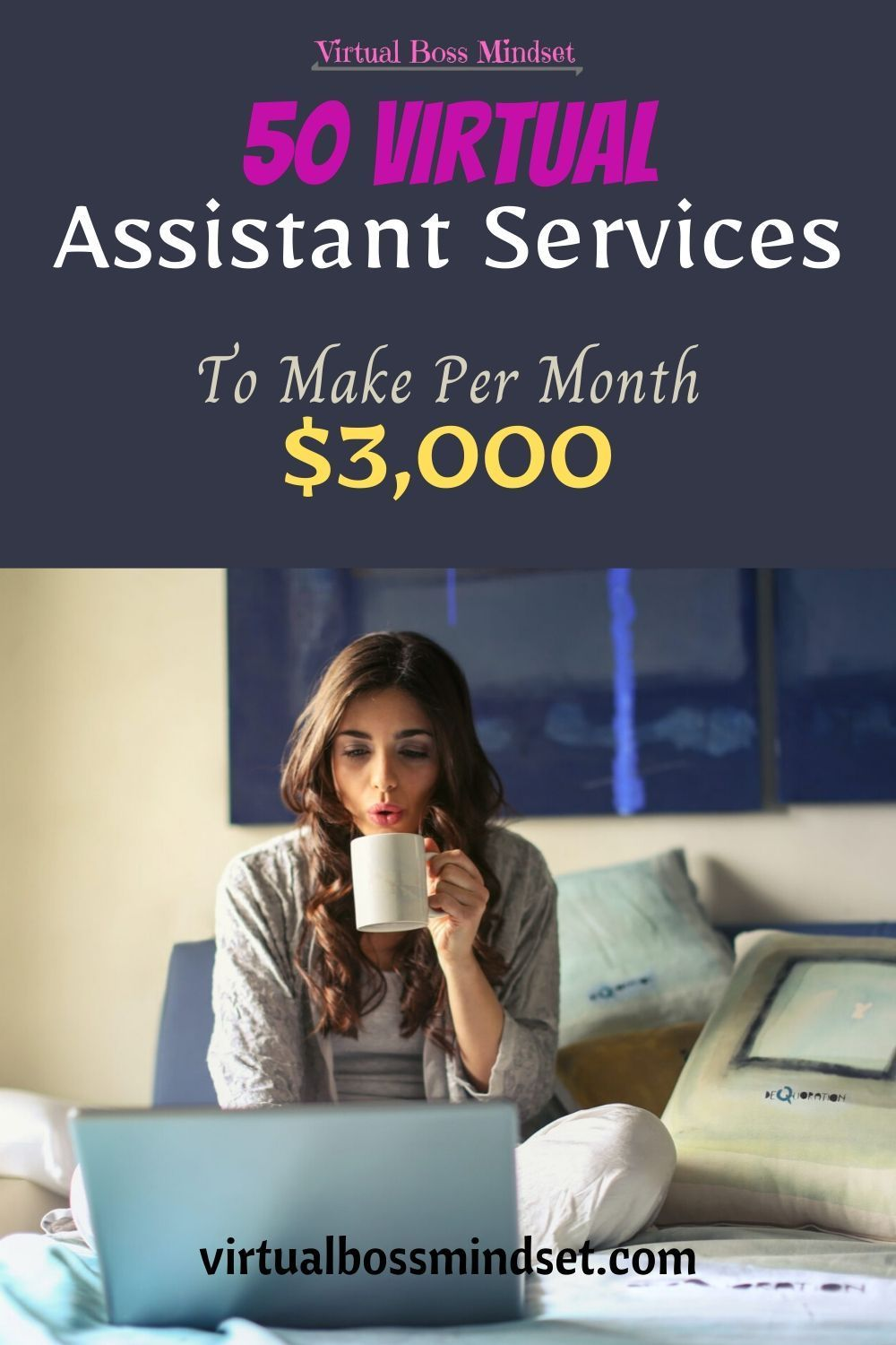 Pin on Virtual Assistant Jobs and Success