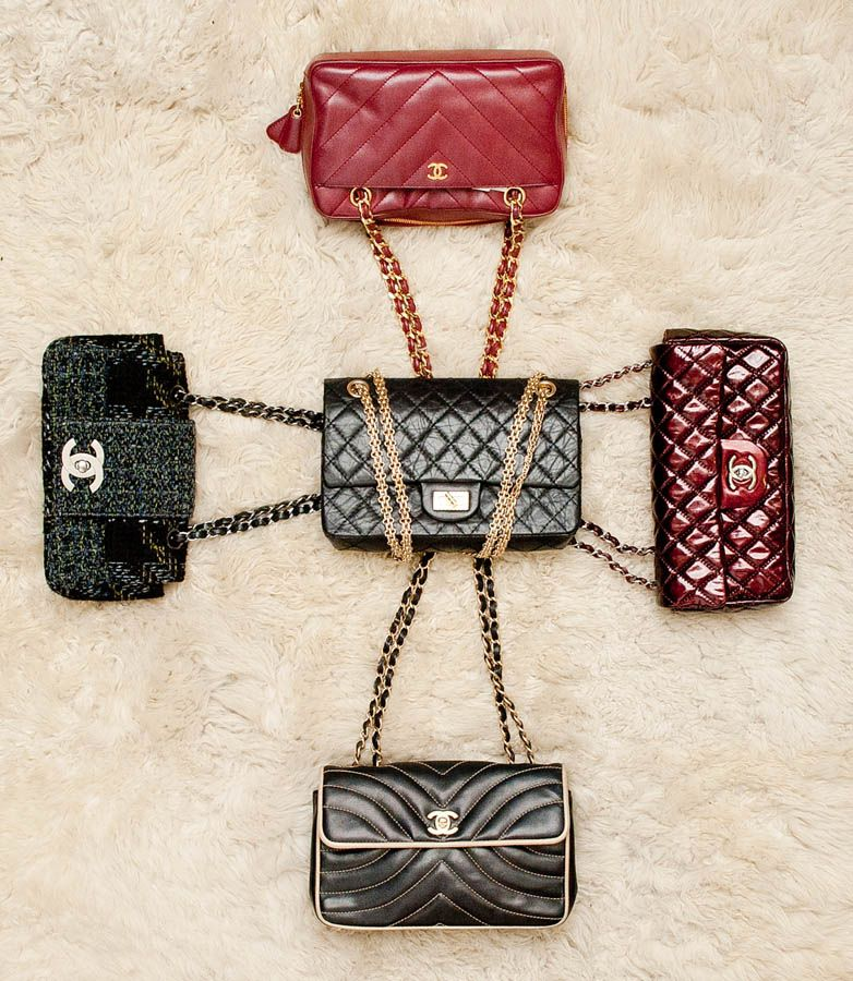 Chanel mania  http://thecoveteur.com/Sarah_Brown