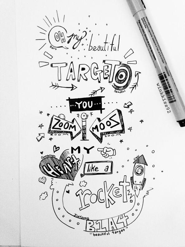 Winkkiss92 (Part 2: Again with Kpop lyrics typography ...