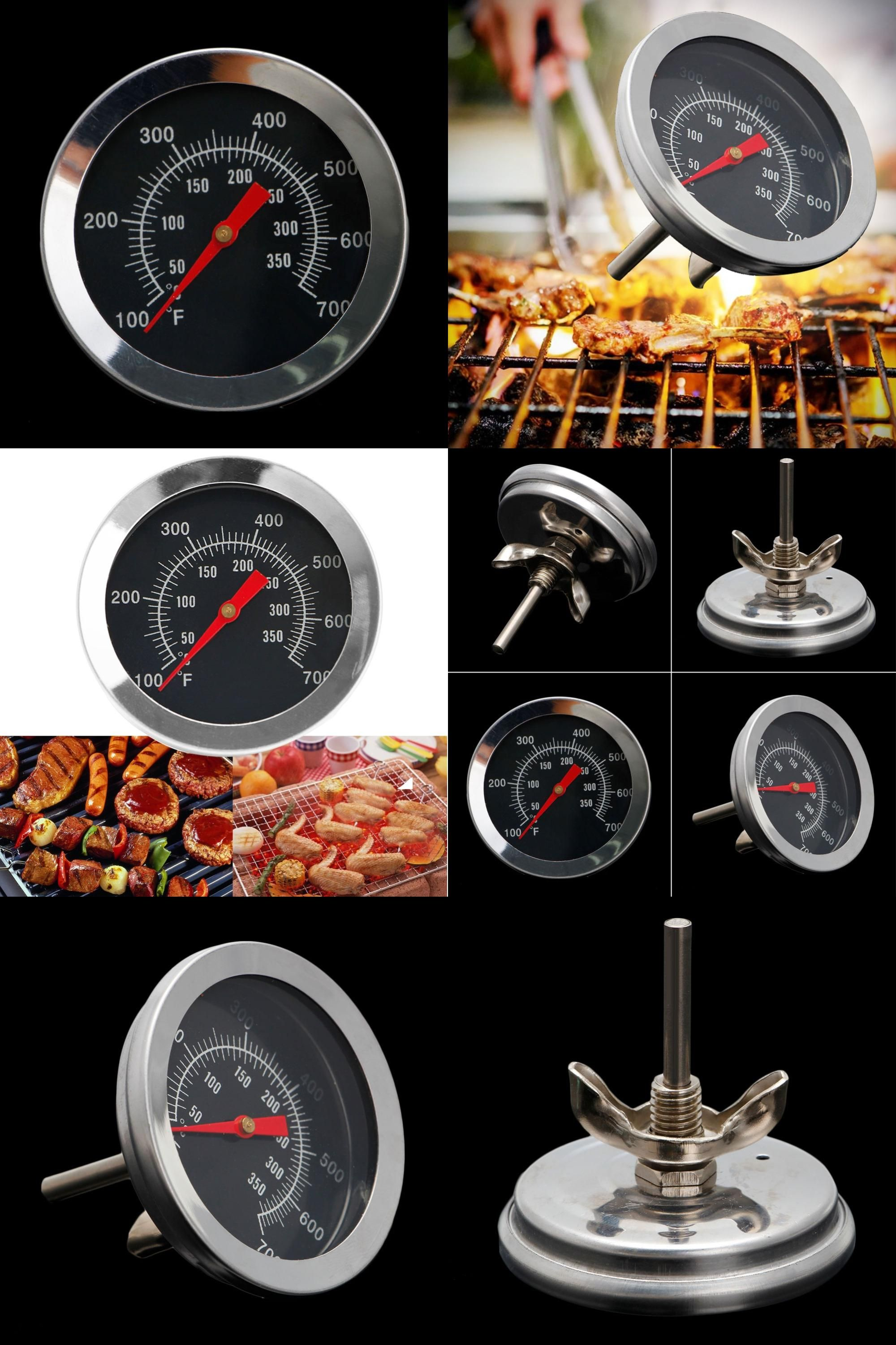 visit to buy new barbecue bbq grill thermometer temp gauge