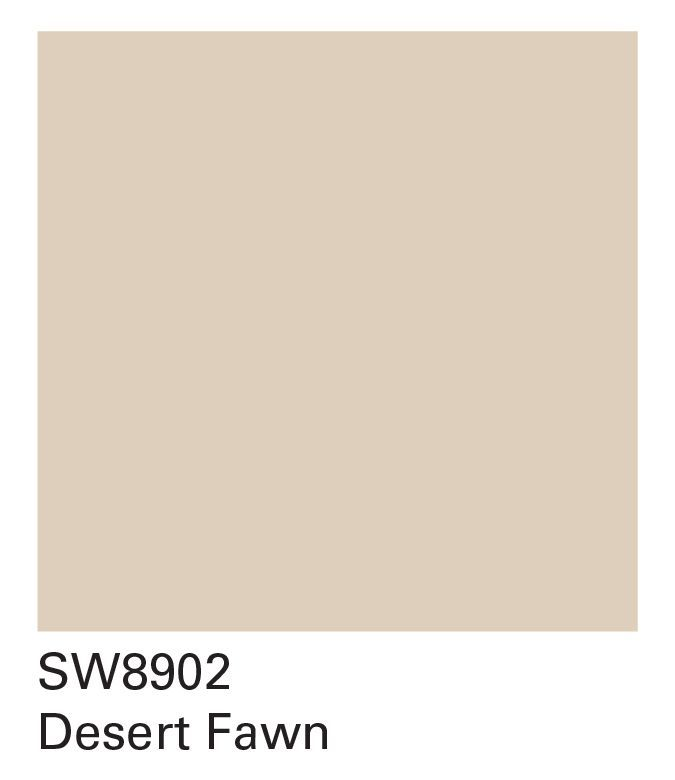 Sherwin-Williams: Desert Fawn SW8902. www.windsonglife.com