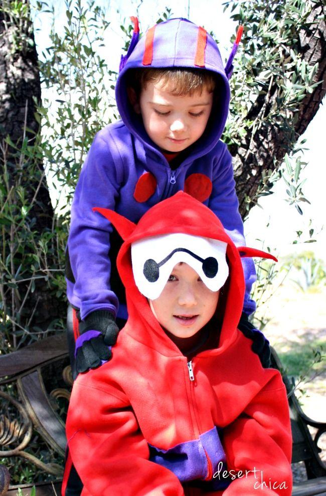 Big Hero 6 Costume Diy Hiro Sweatshirt Big Hero 6 Costume Disney Costumes For Girls Halloween Costumes For Big Kids