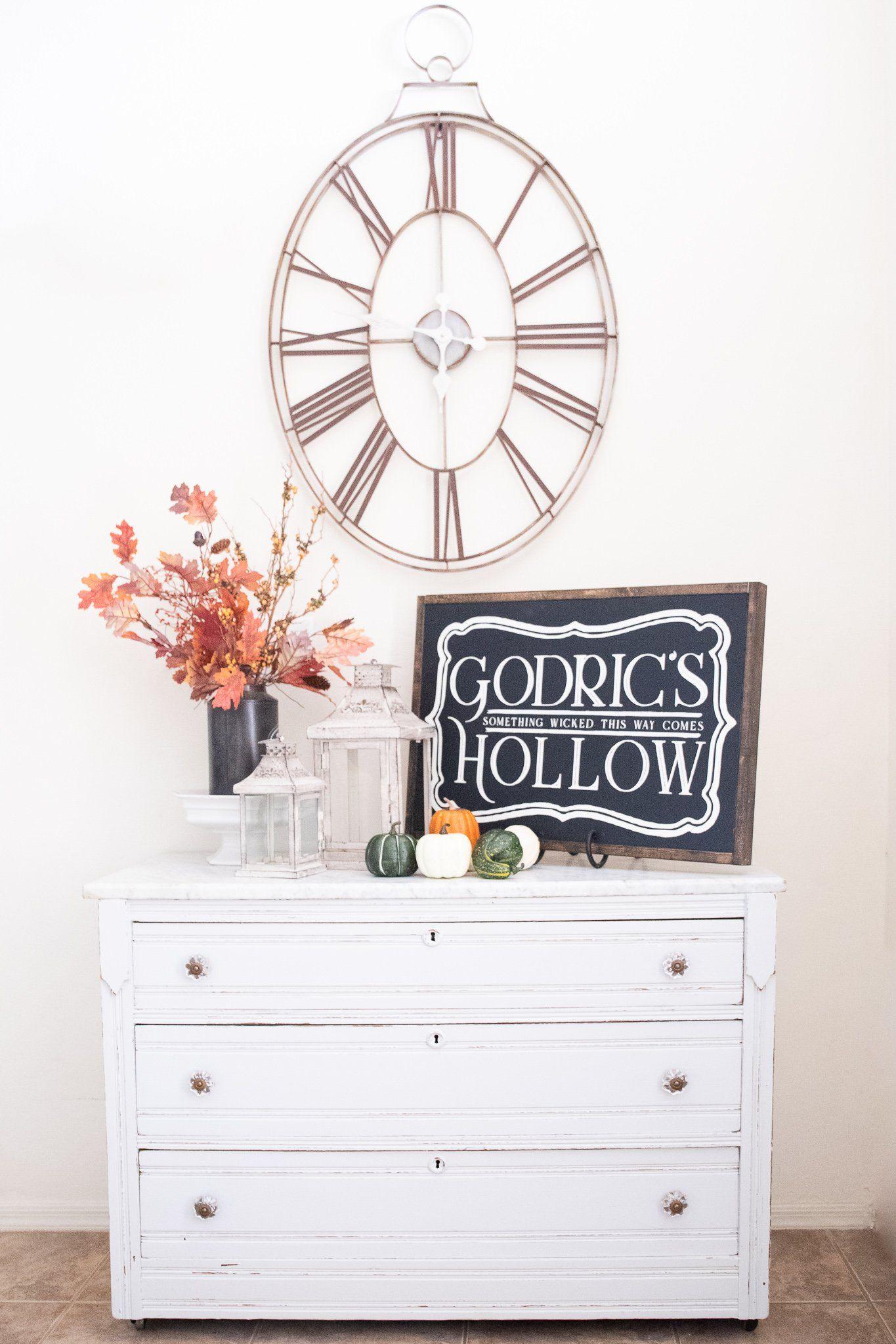 Indoor Halloween DecorationsClassy & Harry Potter