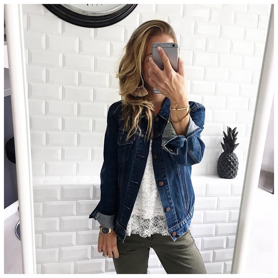 Épinglé par • Emilie • sur Outfit Mode, Bloggeuse et