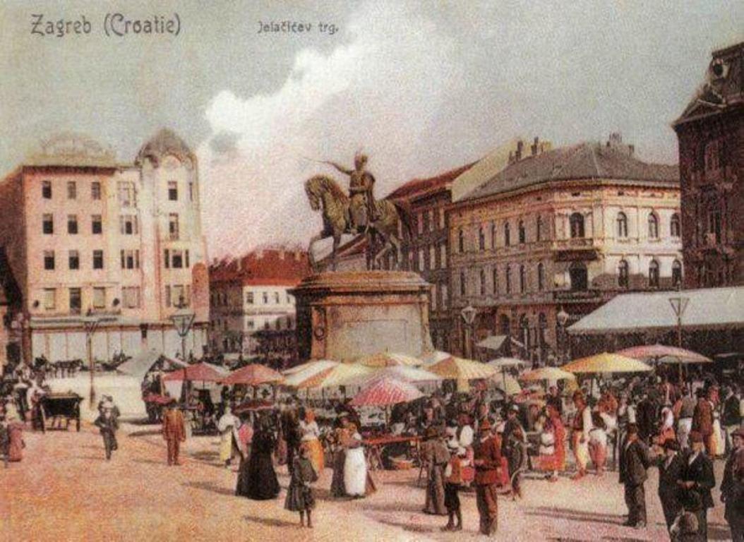 Pin On Zagreb