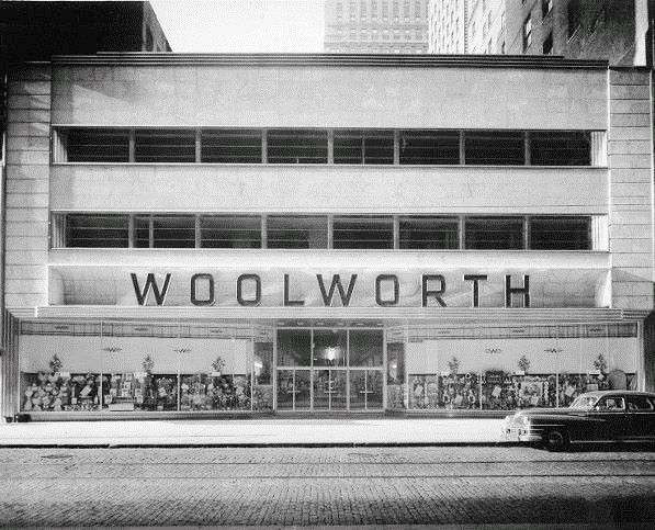 Philly Memories - Center City - The Woolworth's Discount