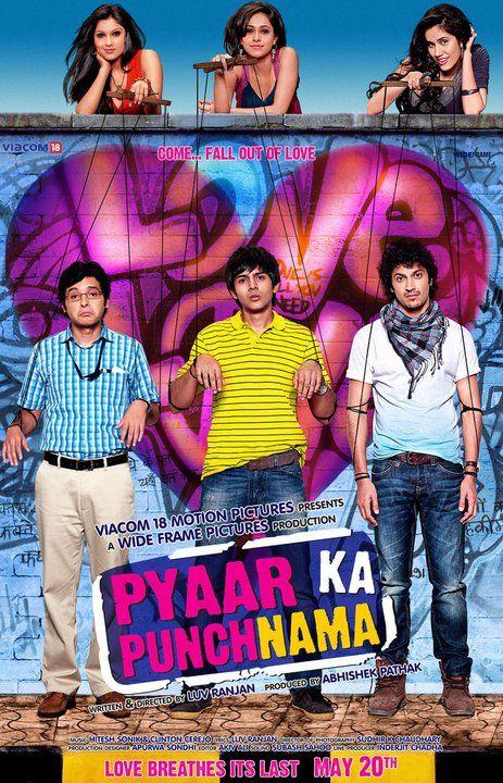 Pyar Ka Punch Nama Film à voir, Streaming hd, Bollywood