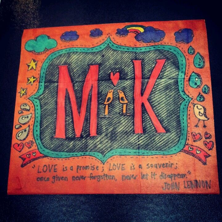 m love k