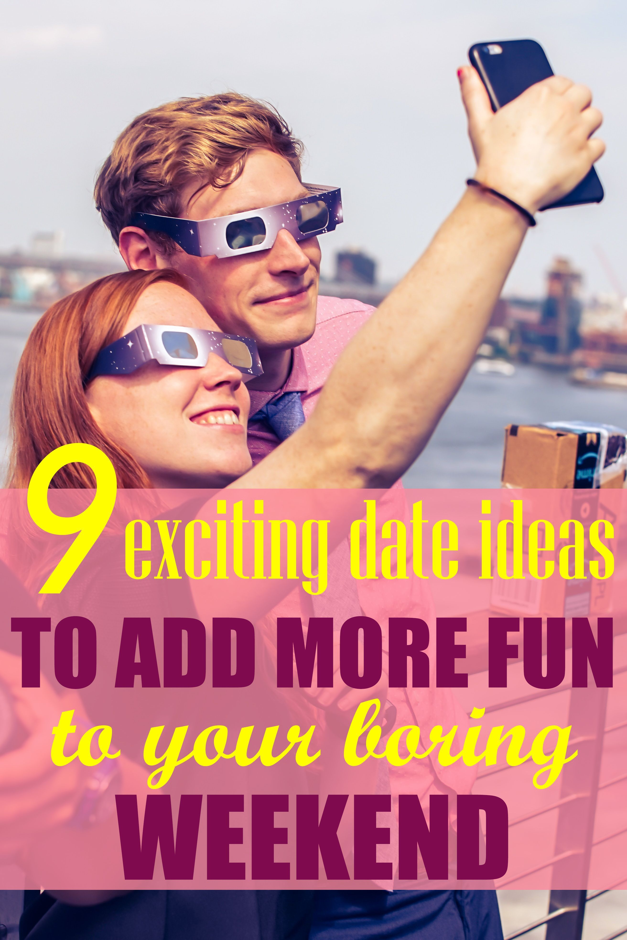 9 Fun Date Ideas for Boring Weekend for You and Your Half - | Date