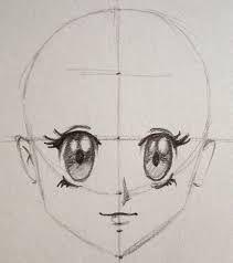 Resultado De Imagen Para Dibujar Anime Paso A Paso Para Principiantes Dibujar Ojos De Anime Dibujo A Lapiz Anime Dibujos De Caras