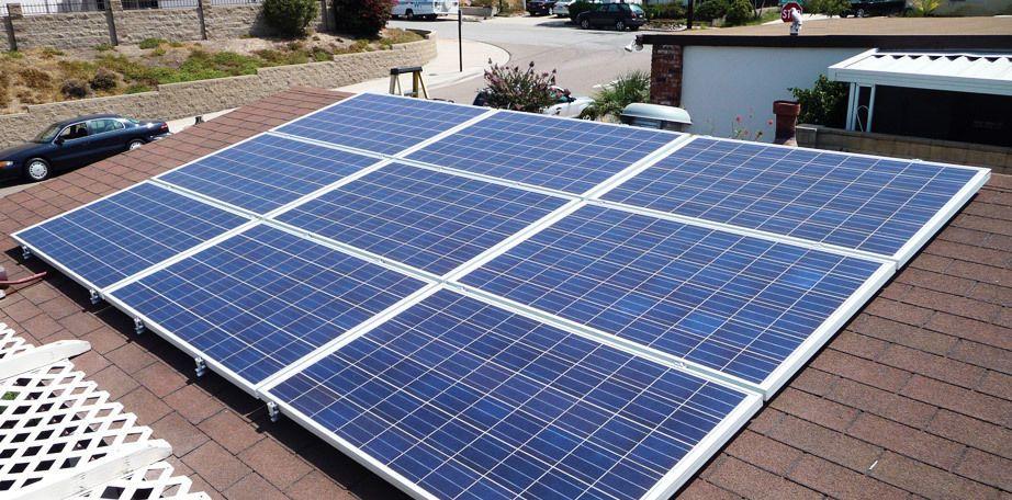 Complete Kit 1kw 5pcs 235w Solar Panel System Enphase Grid Tie Micro Inverters Buy It Now 3 549 86 Solar Energy Projects Energy Projects Solar Energy