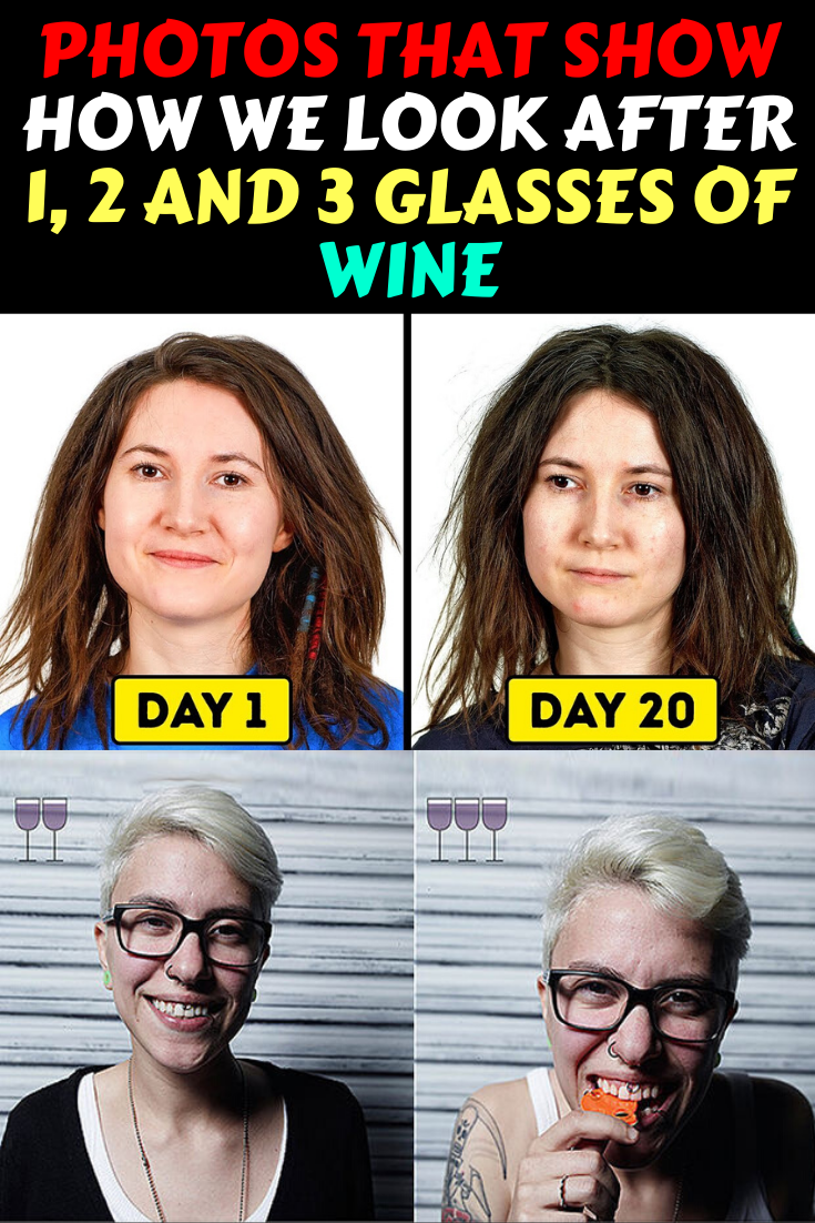 Photos That Show How We Look After 1 2 And 3 Glasses Of Wine With Images Photo Funny Jokes Celebrities