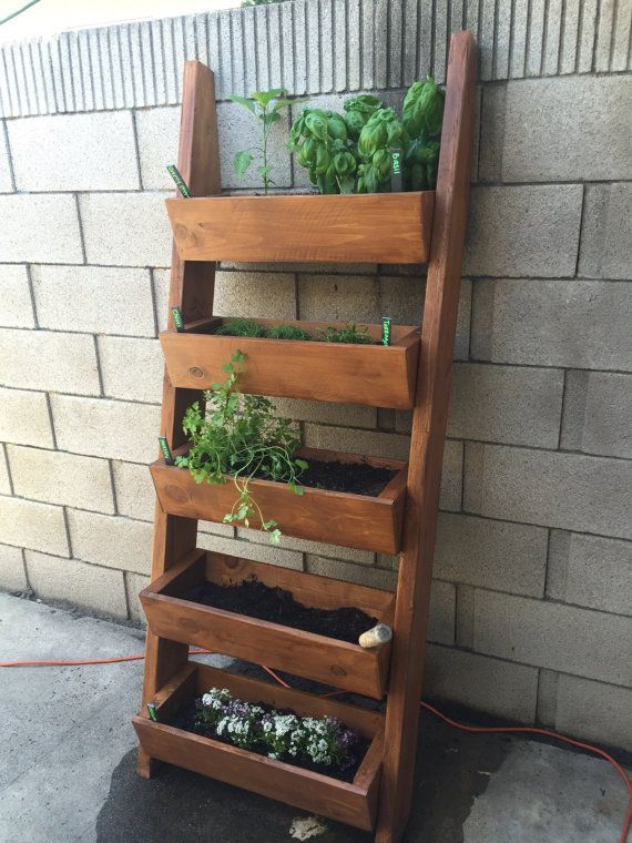 Verticle Tiered Ladder Garden Planter Local Pickup Only- On Sale During February