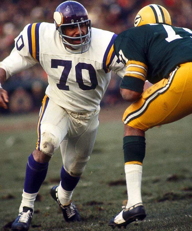 Jim Marshall Cleveland Browns 1960 and Minnesota Vikings 1961-79 ... 716f529e7