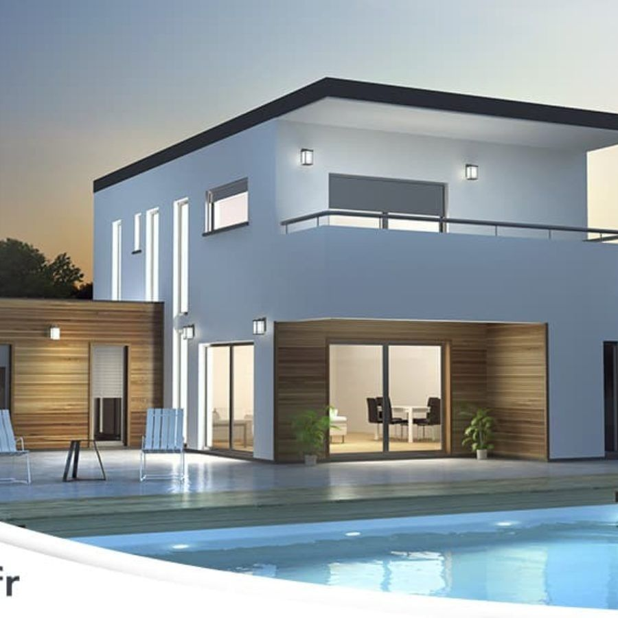 Pin By Hane Fawzy On Plan Maison Plan Design House House Styles