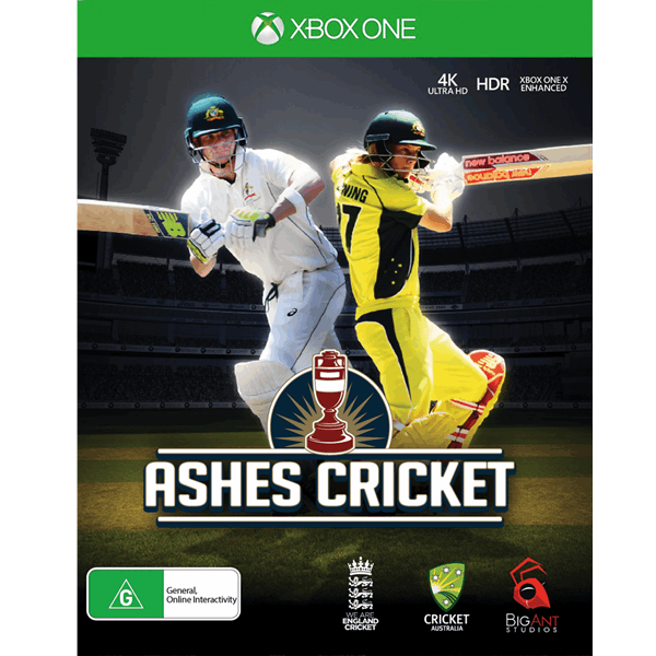 Ashes Cricket Packshot 1 Ashes Cricket Cricket Cricket Games