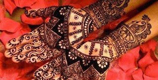 Mehndi Hands Poetry : Bridal mehndi designs henna design