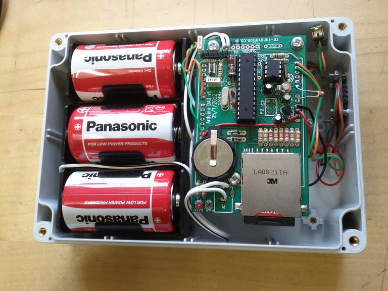 Low-Cost Wind Datalogger – Renewable Energy Innovation