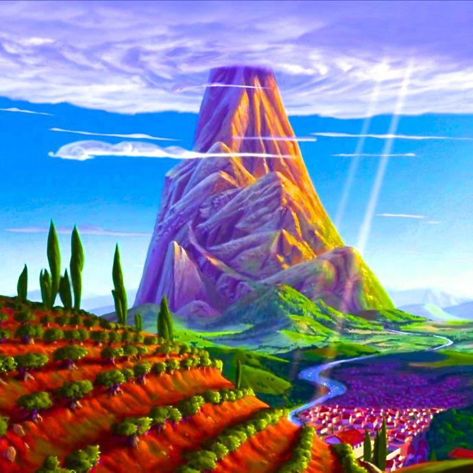 открыть картинки богов горы олимпиада независимое