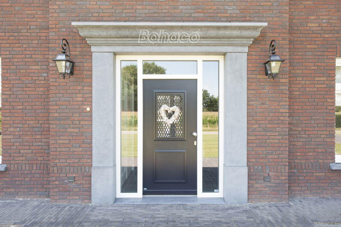 Plastic front door – Dutch front door – National front …